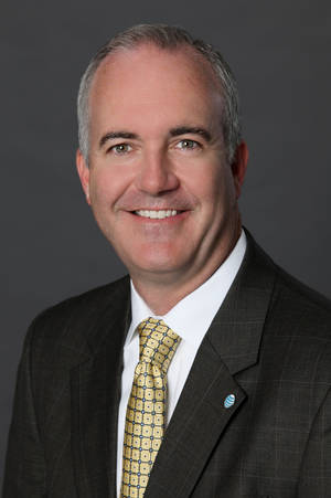 Photo - Bryan Gonterman is president of AT&T Oklahoma. <strong></strong>