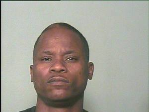 Photo - Rickey E. Vick, 42, of Edmond <strong>Provided - Oklahoma County jail</strong>
