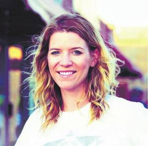 photo - Kristen Vails, executive director of the Plaza District Association, will receive the Preservation Oklahoma Young Leadership Award.