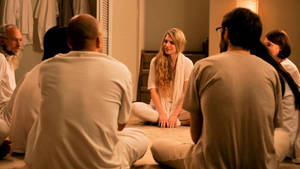 "Brit Marling appears in a scene from ""The Sound of My Voice."" Fox Searchlight Pictures photo. <strong></strong>"