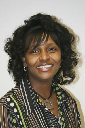 Photo - Veleasha Johnson Stewart <strong>Photo Provided by Oklahoma City</strong>