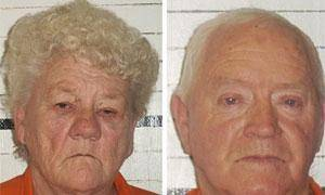 Photo - Caroline Sue Hawbaker, 66, and Jimmie Warren Sumpter, 67
