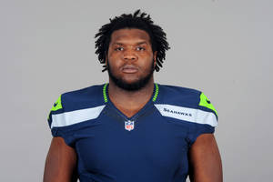 Photo - This is a 2013 photo of Alvin Bailey of the Seattle Seahawks NFL football team. This image reflects the Seattle Seahawks active roster as of Thursday, May 9, 2013 when this image was taken. (AP Photo)