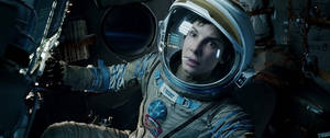 "Photo - This film image released by Warner Bros. Pictures shows Sandra Bullock in a scene from ""Gravity."" AP PHOTO <strong> - AP</strong>"