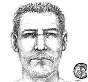 Photo - Tulsa Police released a composite sketch Friday of a man sought in a string of sexual assaults. Photo via Tulsa World