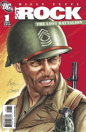 The latest Sgt. Rock is based on a true story.
