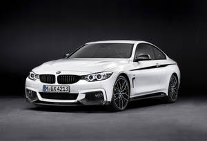 Photo - This undated image made available by BMW shows a 2014 BMW 4 Series Coupe with the M Sport package. (AP Photo/BMW)