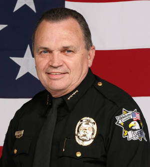 photo - Sheriff John Whetsel    ORG XMIT: 1210060215497836 <strong>Provided - Provided</strong>