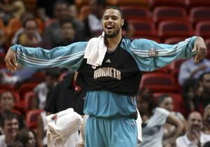 photo - Tyson Chandler - AP Photo