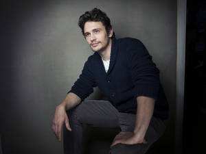 "Photo - Producer James Franco from the film ""Kink"" poses for a portrait during the 2013 Sundance Film Festival on Sunday, Jan. 20, 2013 in Park City, Utah. (Photo by Victoria Will/Invision/AP Images)"