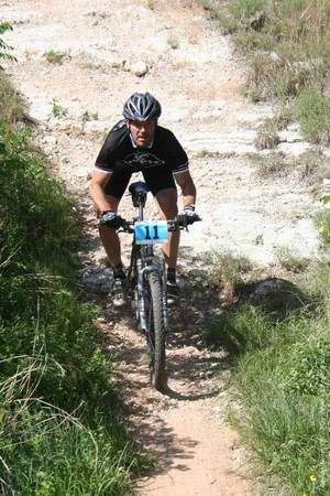 photo - A mountain biker rides the trail at Roman Nose State Park. PHOTO PROVIDED