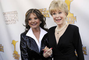 Photo - Barbara Eden <strong>Chris Pizzello</strong>