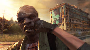 "Photo - This photo provided by Warner Bros. shows a scene from the video game, ""Dying Light."" (AP Photo/Warner Bros.)"