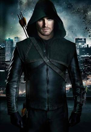 "Photo - Stephen Amell as Oliver Queen in ""Arrow.""  CW <strong></strong>"