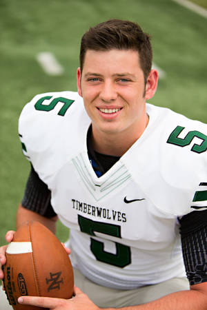 Photo - David Cornwell Norman North QB  eligible to play this fall