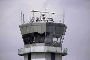 Photo - The Federal Aviation Administration has decided to close 149 air traffic control towers at small airports throughout the country. The FAA also is studying shifts at airport towers such as this one at Chicago's Midway International Airport. (AP Photo)