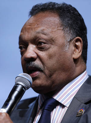 Photo -  Rev. Jesse Jackson    <strong>Matt Rourke -  AP </strong>