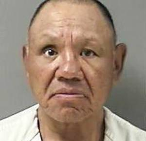 Photo - Clifford Eagle Eagle is charged in the first-degree murder in the 25-year-old shooting death of Leo Reasnor.