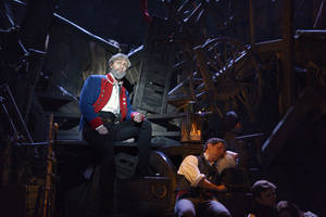 Peter Lockyer as Jean Valjean   Photo by Deen van Meer <strong>Deen van Meer</strong>