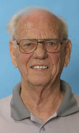 Photo - Earl E. Everett Retired schoolteacher from Fort Gibson