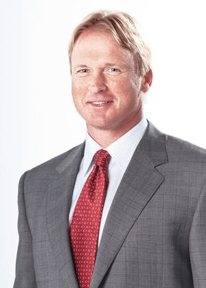 "Photo - Former Tampa Bay Buccaneers coach Jon Gruden has joined ESPN's ""Monday Night Football"" crew. Photo provided"