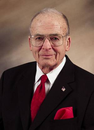 Photo - Ray Ackerman, chairman emeritus of Ackerman McQueen <strong>PROVIDED</strong>
