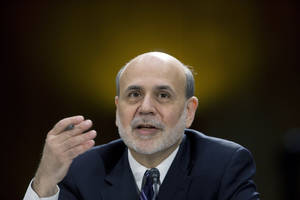 photo - Ben Bernanke Federal Reserve  Board chairman