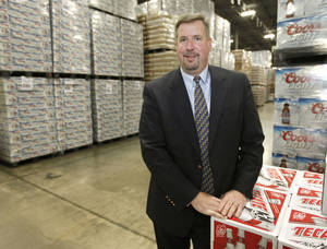 photo - Gordon Green is the General Manager of Capital Distributing in Oklahoma City, OK, Monday, March 11, 2013,  By Paul Hellstern, The Oklahoman