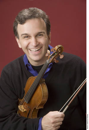Gil Shaham. Photo by Christian Steiner. <strong>Photo by Christian Steiner</strong>