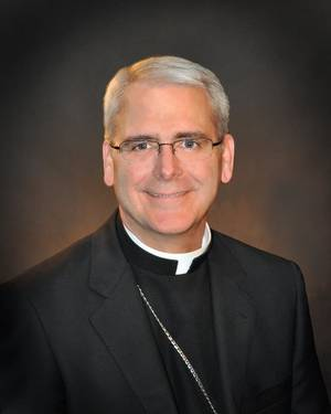 Photo -  The Most Rev. Paul S. Coakley    <strong></strong>