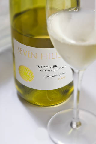 while it may sound a little funny at first, it makes total sense to find American vintners making wine out of a quintessentially French grape, viognier. (Bill Hogan/Chicago Tribune/MCT)