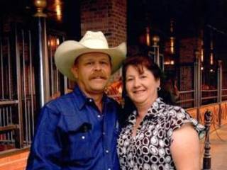 Denver and Martha Holloway were shot to death March 8 in their home near Boley. Photo provided