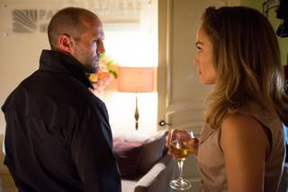 "Jason Statham and Jennifer Lopez star in ""Parker."" FilmDistrict photo"