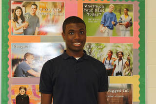 John Marshall High School sophomore Leonard Leviston III has been selected to sit on the student board of directors for the Oklahoma City branch of the Federal Reserve Bank of Kansas City.