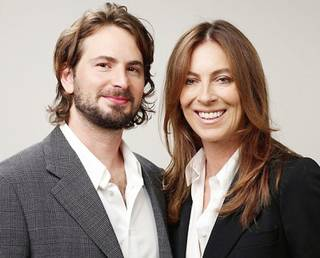 Screenwriter Mark Boal and director Kathryn Bigelow.Photo Provided