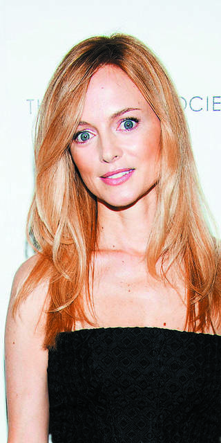 "Heather Graham attends a screening of ""At Any Price"" hosted by The Cinema Society and Bally on Thursday, April 18, 2013 in New York. (Photo by Charles Sykes/Invision/AP) ORG XMIT: NYCS205"