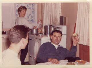 Bill Mack Marshall, in a photo from the 1970s, provided by his family.