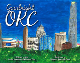 """To mark the end of a 10-year literacy campaign, the Junior League of Oklahoma City has put together a book titled """"Goodnight OKC."""" Provided Photo"""