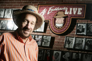 Sports Animal Radio Network personality Al Eschbach has had seven eye surgeries in the past year. (The Oklahoman archive)
