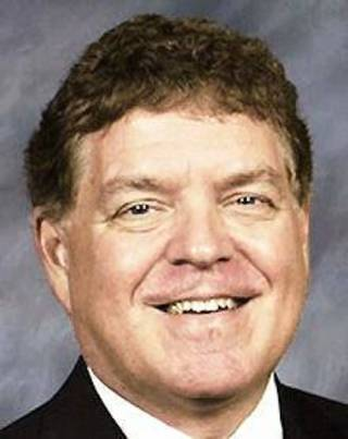 REV. THOMAS JEWELL: The Rev. Thomas R. Jewell, regional pastor of the Christian Church (Disciples of Christ) in Oklahoma