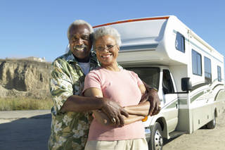 Travelling the country in an RV can be a wonderful way to spend your senior years. Here are tips for gettinig started as a road warrior. Thinkstock photo. Digital Vision.