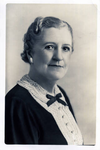 Mabel Bassett is pictured in a photo from The Oklahoman archives.