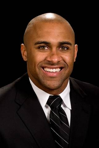 OKLAHOMA STATE UNIVERSITY / COLLEGE FOOTBALL: Jason Ray, OSU receivers coach. PHOTO PROVIDED ORG XMIT: 1301242222188058