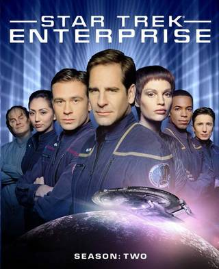 Star Trek Enterprise Season Two Blu-ray