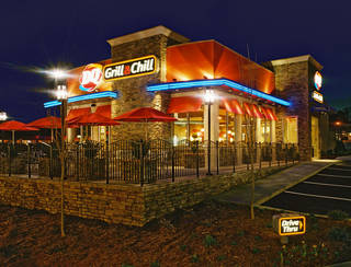 A typical Dairy Queen Grill and Chill is shown in this photo. Provided