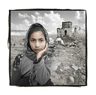 """Humaria,"" a 2005 chromogenic print by Phil Borges. Photo provided"