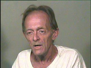 James R Beck, 56, was arrested Saturday on a complaint of grand larceny.