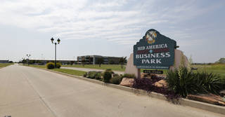 Local investors paid $8.5 milion for Mid America Business Park near Midwest Boulevard and Interstate 240 Steve Gooch - The Oklahoman