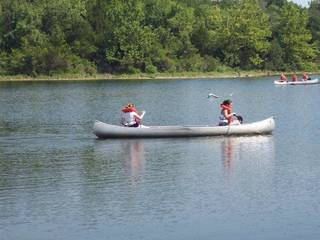 Diabetic Solutions of Oklahoma provides camp experiences for children with diabetes. - Provided