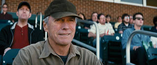 """Clint Eastwood stars as a baseball scout whose age is catching up with him in """"Trouble with the Curve."""" WARNER BROS. PHOTO"""